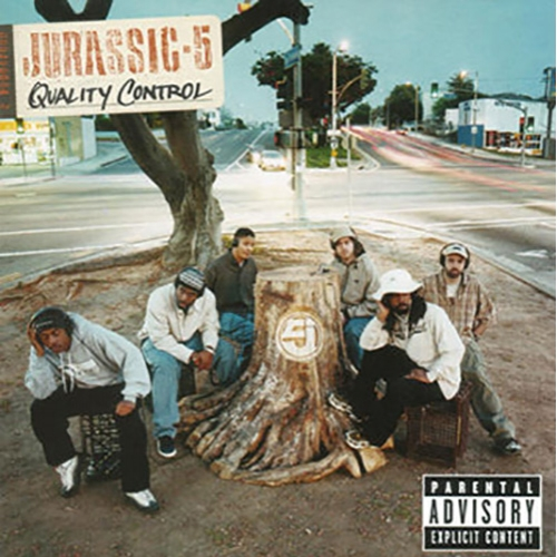 Jurassic 5 Quality Control cover